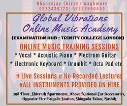 10am To 7pm Full Time Trinity College London Western Music Courses