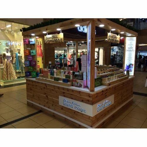 Retail Mall Kiosk