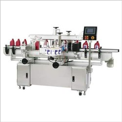 LD-112 Double Side Labeling Machine