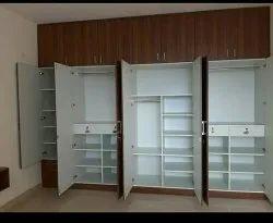 Wooden Storage, Laminated