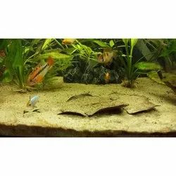 Natural Aquarium Sand, Pack Size: 1-5 Kg, Packaging Type: Bag