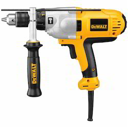 Dewalt DWD525K 1/2 VSR Mid-Handle Grip Hammer Drill Kit