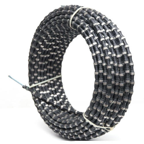 Câble de scie à fil diamant à Rs 800 / mètre |  Fil de diamant |  ID: 15527273188