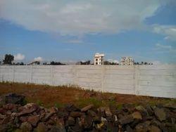 Exterior Precast Compound Wall
