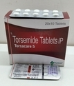 Torasemide 5mg tablets