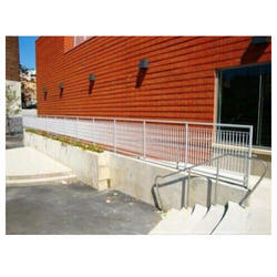 SS Outdoor Railing