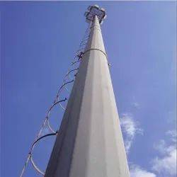 Electrical High Mast Poles