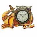 Kiyoshi Red Camel Clocks