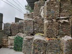 White PET Bottle Scrap, For Industrial, Packaging Type: Bale