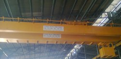 7 Ton Double Girder Cabin Operated Crane