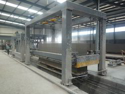 Autoclaved Aerated Concrete Block Machine