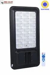 Vendor Lightening System With 56 LEDs Inbuilt Battery And 10W Solar Panel