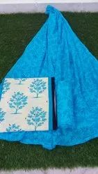 Aaditri Cotton Casual Suit With Dupatta