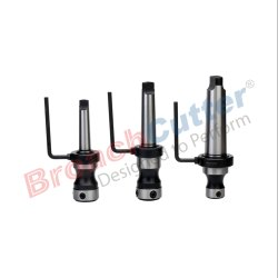 TCT Arbors In Morse Tapers
