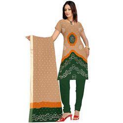 Casual Bandhani Suit