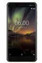 Black Nokia 6.1 Mobile