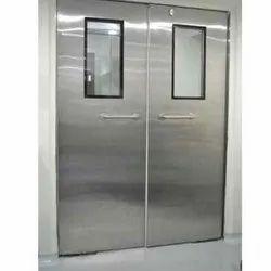 Stainless Steel Cold Room Door
