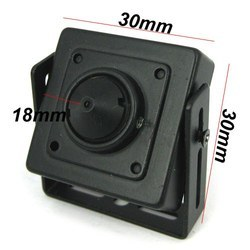 Pinhole Mini Spy CCD Camera
