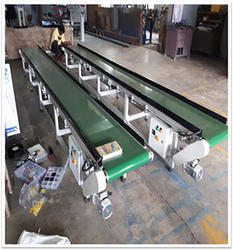 90 Degree Belt Conveyors