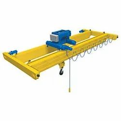 Single Girder Bridge EOT Cranes