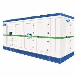 Koel 1010 kVA Diesel Generator, Voltage: 415 V