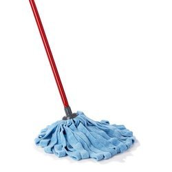 Steel Microfiber Mop, For Floor Cleaning