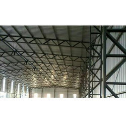 Roofing Sheet Fabrication Work