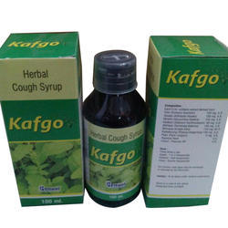 Bottle Kafgo Cough Syrup, Packaging Size: 100 mL