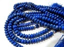 Lapis Lazuli Micro Faceted Beads