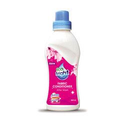 Eco Bright Fabric Conditioner, Packaging Size: 500 Ml, Packaging Type: Bottle