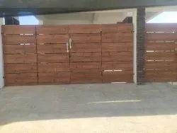 Hpl Sheet Gate