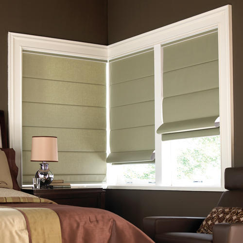 Roman Blinds Manufacturer From Mumbai
