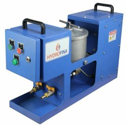HF-1 Hydrofina Oil Filtration Machines