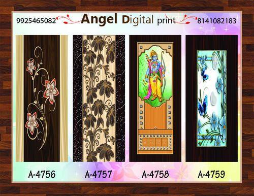 Digital Print Door Skin Paper At Rs 120 Piece Door