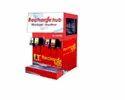 5 Flavor Soda Fountain Machine