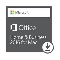 Microsoft Office 2016 Home And Business For MAC 32/64 Bit Email Delivery