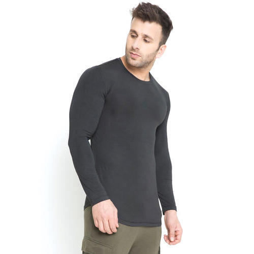 utterly stylish new arrival new lower prices Mens Body Fit Long Sleeve T Shirt