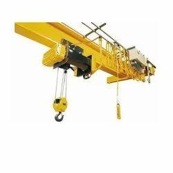 Single Girder Under Slung EOT Crane