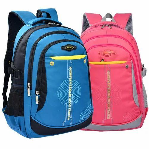 1624a679aaab Printed School Bag