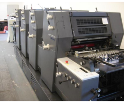 Polar Printing Machine