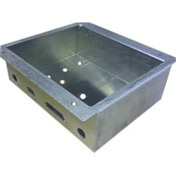 gk Rectangular Ms Box
