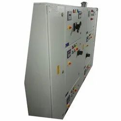 SK Controls 3 Phase Industrial Control Panel & Project, Model Name/Number: A12