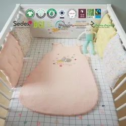 Organic Cotton Baby Bumpers