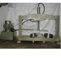 Paper Plate Cutting Machine, Capacity: 1400 -1600 Pcs./hr