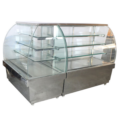 Grey L Type Display Counter, Warranty: 1 Year