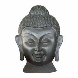 Fiber Buddha Face