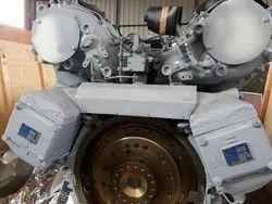 12V4000M90 MTU NEW Engine