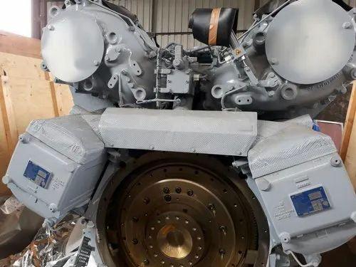 Engine Spare - Mtu Engine 12V4000M90 Exporter from Mumbai
