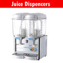 Coolex White Cold Juice Dispensers