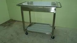 SS Hotel Service Trolley